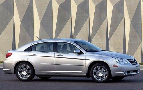 2007 chrysler sebring sedan limited fq oem 1 500