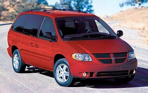 2007 dodge caravan passenger minivan sxt fq oem 1 500