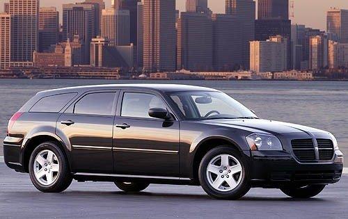 2007 dodge magnum wagon sxt fq oem 1 500