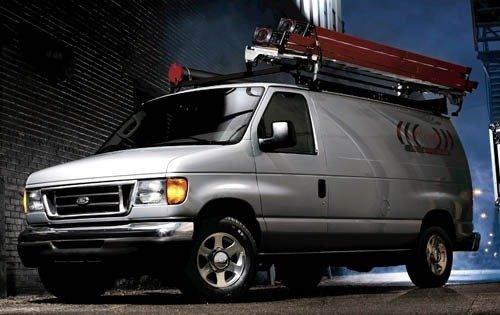 2007 ford econoline cargo cargo van e 150 fq oem 1 500