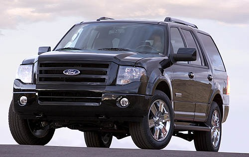 2007 ford expedition 4dr suv limited fq oem 1 500