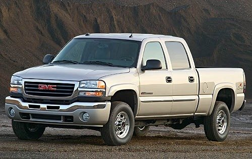maintenance schedule for gmc sierra 2500hd classic openbay. Black Bedroom Furniture Sets. Home Design Ideas