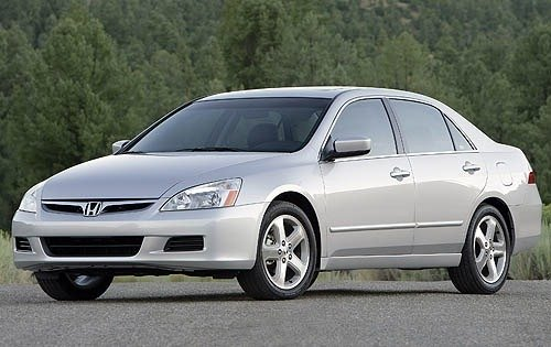 Maintenance Schedule For 2007 Honda Accord Openbay