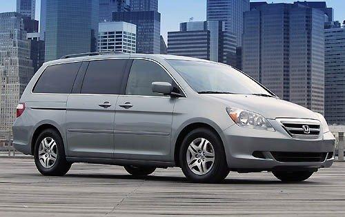 2007 honda odyssey passenger minivan ex fq oem 1 500