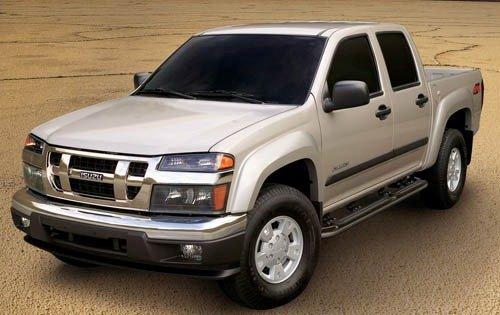 2007 isuzu i series crew cab pickup i 370 ls fq oem 1 500
