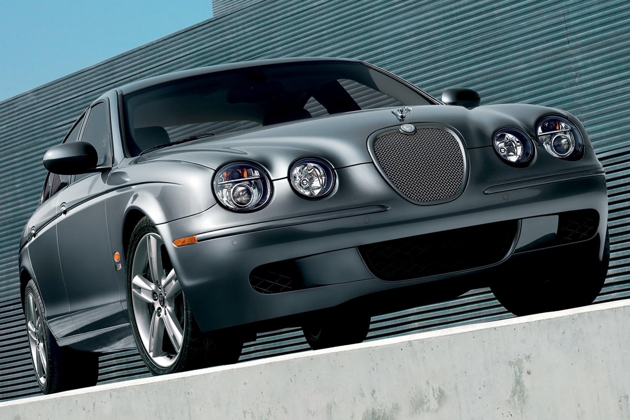 2007 jaguar s type sedan r fq oem 3 2048