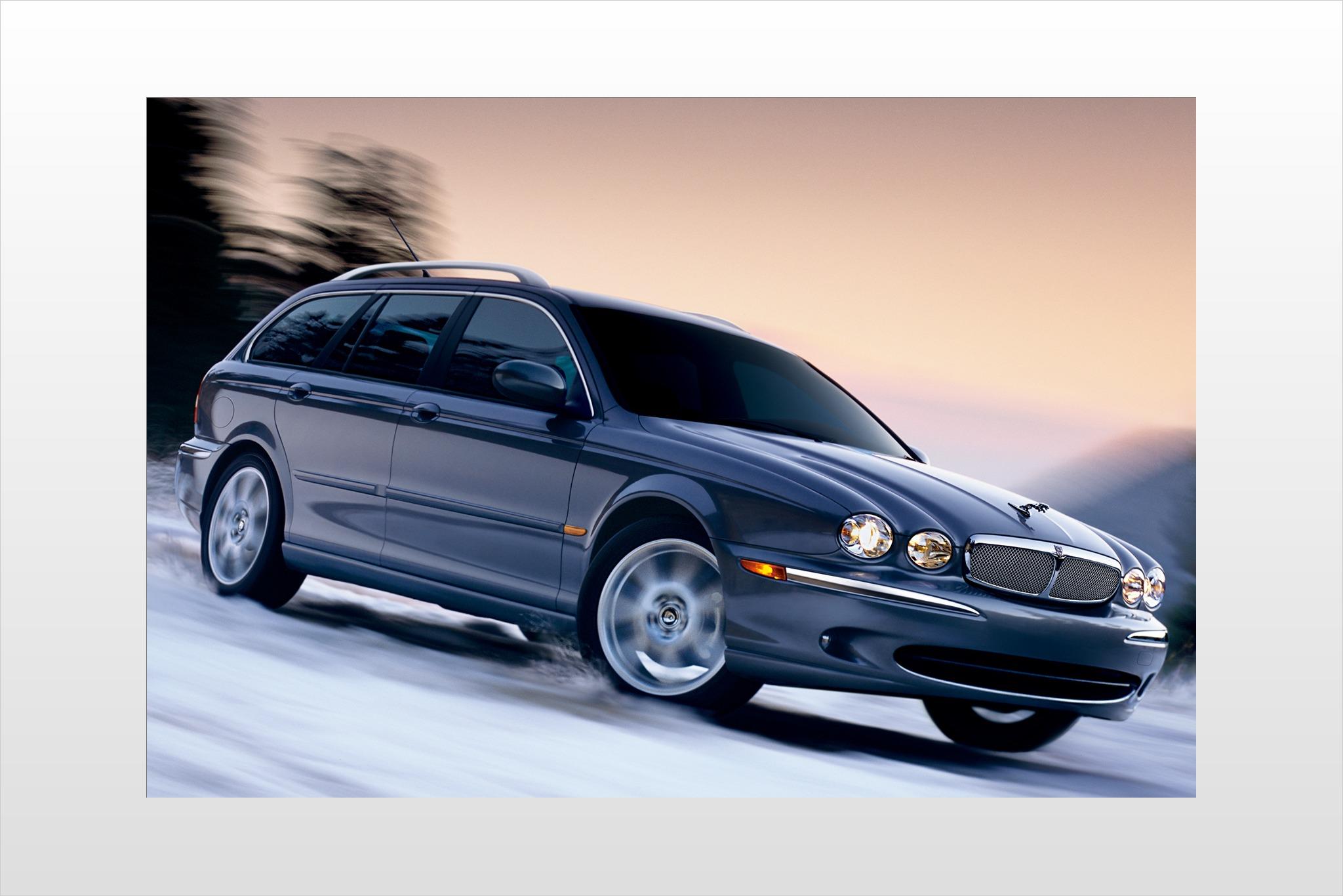 2007 jaguar x type wagon 30l sportwagon fq oem 4 2048