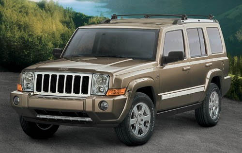 2007 jeep commander 4dr suv limited fq oem 1 500