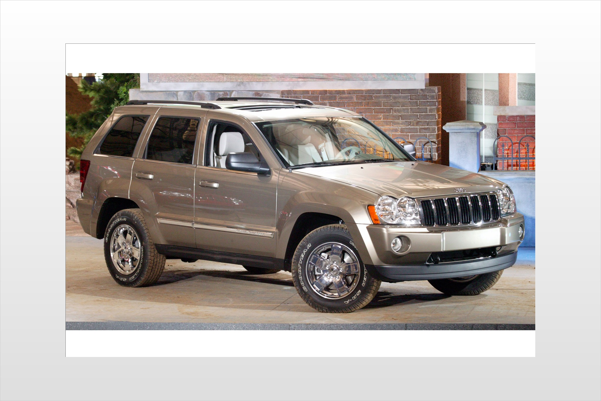 2007 jeep grand cherokee 4dr suv limited fq oem 2 2048