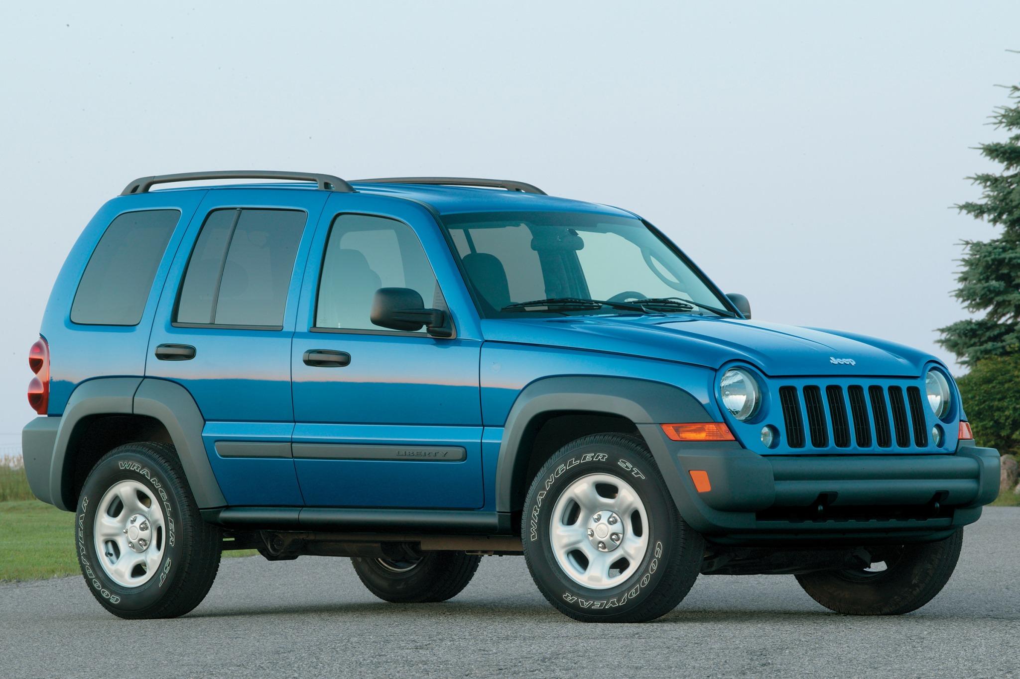2007 jeep liberty 4dr suv sport fq oem 2 2048