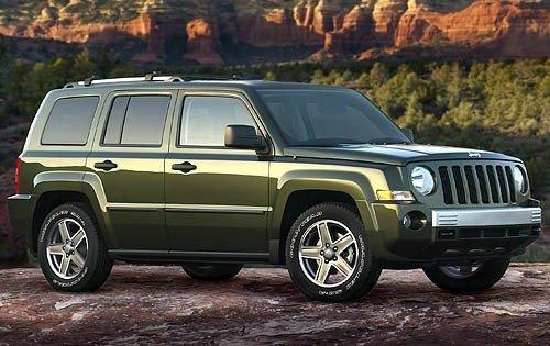 2007 jeep patriot 4dr suv limited fq oem 1 500