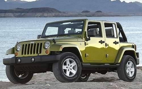 2007 jeep wrangler convertible suv unlimited rubicon fq oem 1 500