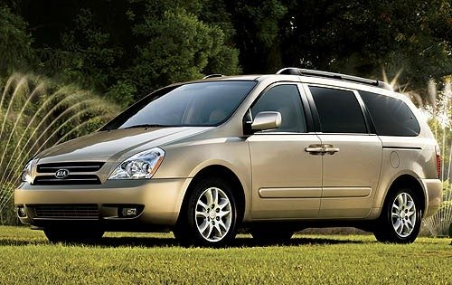 2007 kia sedona passenger minivan ex fq oem 1 500