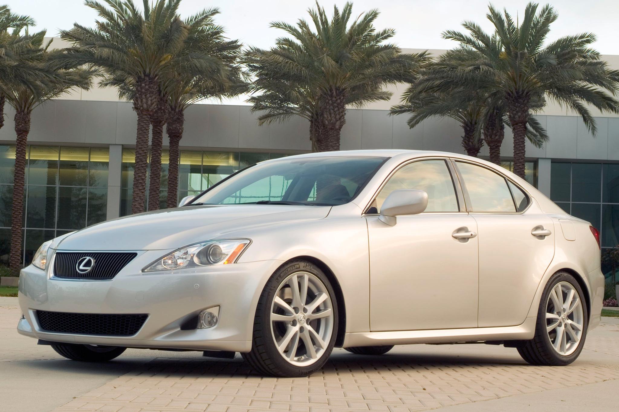 2007 lexus is 350 sedan base fq oem 3 2048