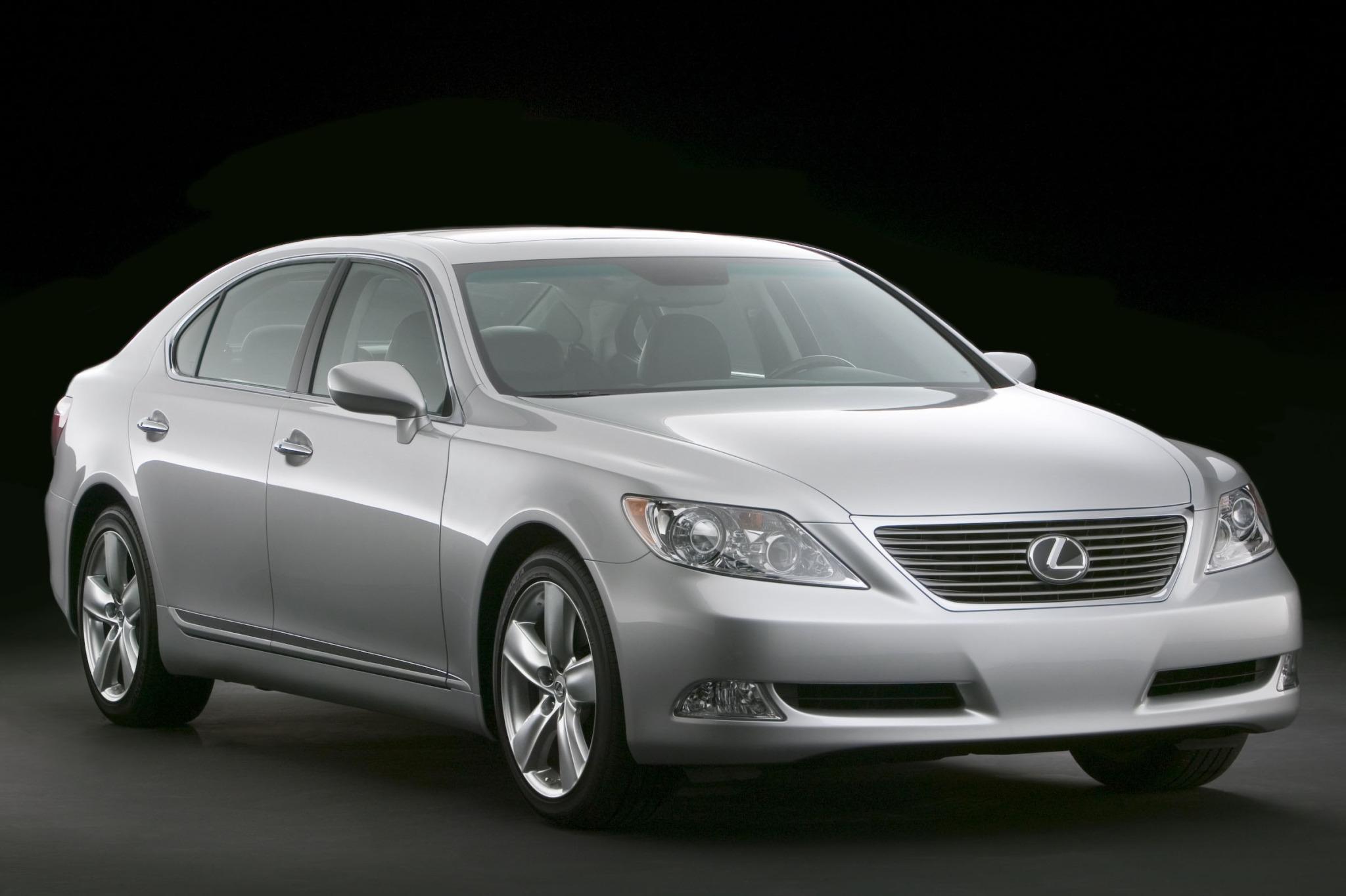 2007 lexus ls 460 sedan l fq oem 3 2048
