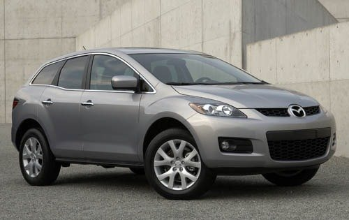 2007 mazda cx 7 4dr suv grand touring fq oem 1 500