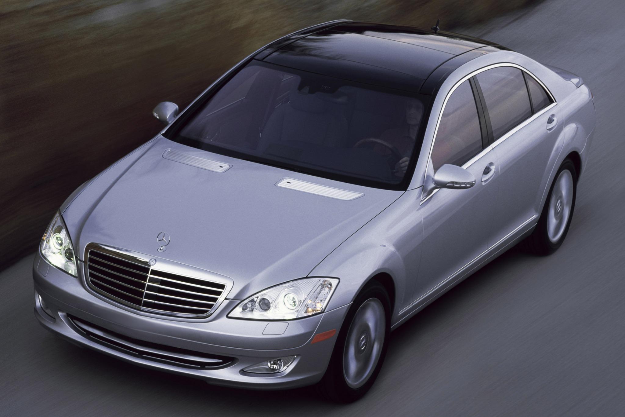 2007 mercedes benz s class sedan s550 fq oem 16 2048