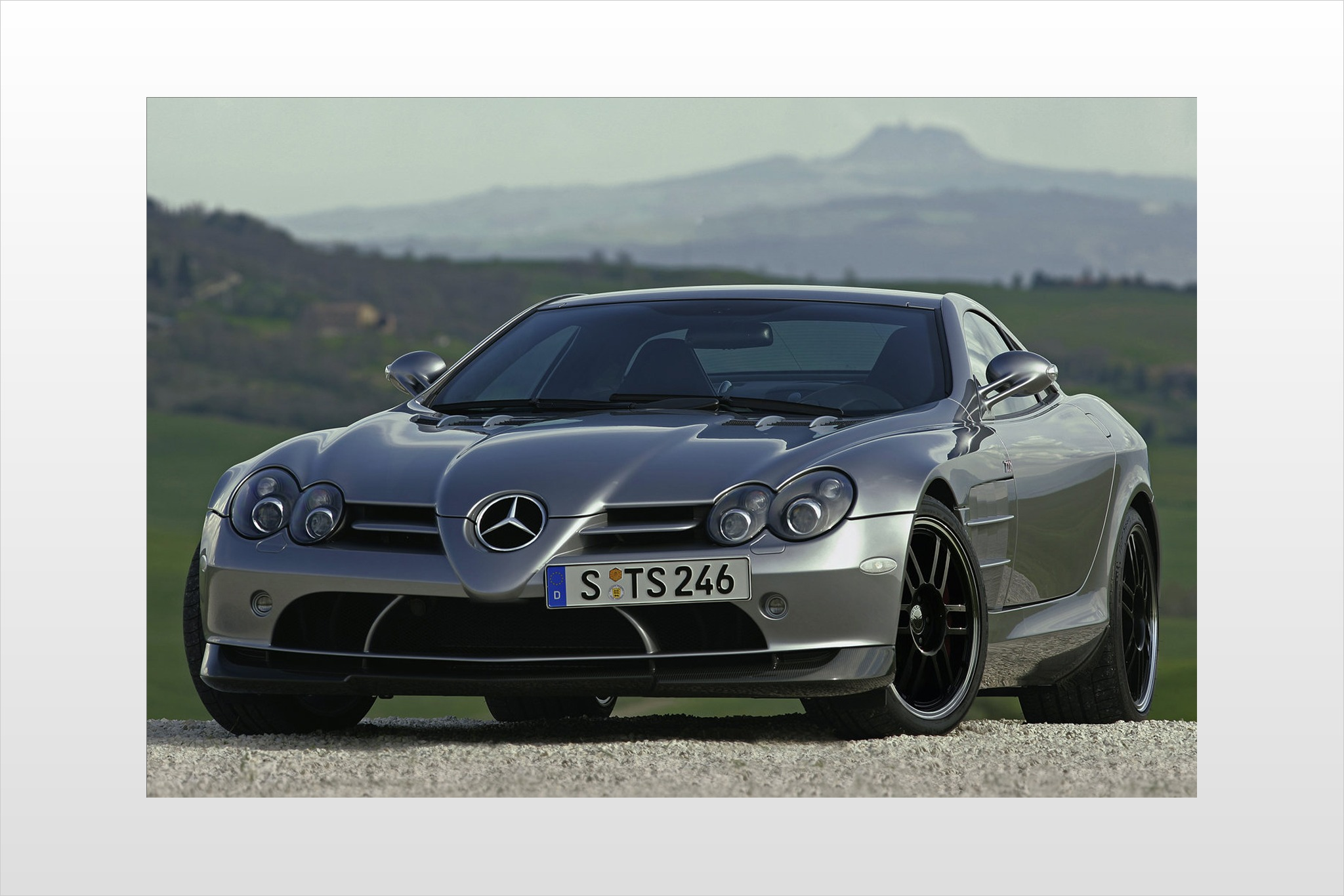 2007 mercedes benz slr mclaren coupe 722 edition fq oem 4 2048