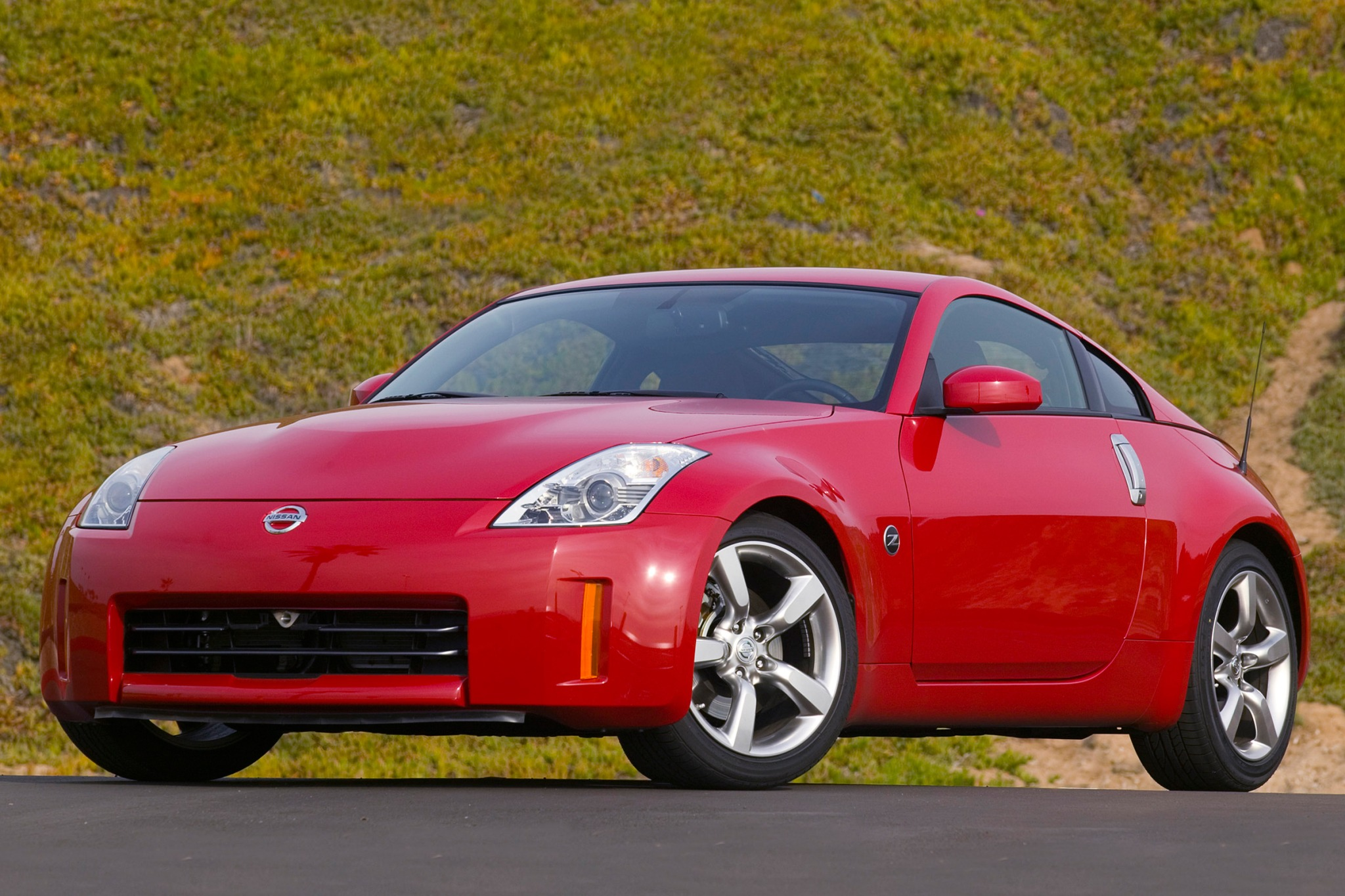 2007 nissan 350z coupe enthusiast fq oem 2 2048