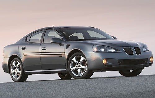 2007 pontiac grand prix sedan gxp fq oem 1 500