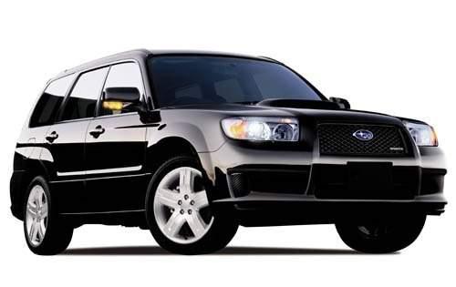 2007 subaru forester wagon sports 25 xt fq oem 1 500