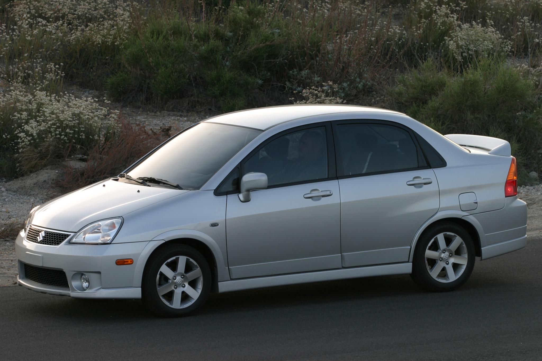 2007 suzuki aerio sedan premium fq oem 2 2048