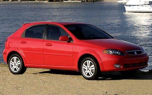 2007 suzuki reno 4dr hatchback base fq oem 1 500