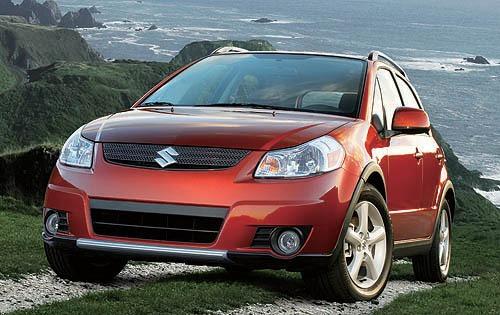 2007 suzuki sx4 4dr hatchback sport fq oem 2 500