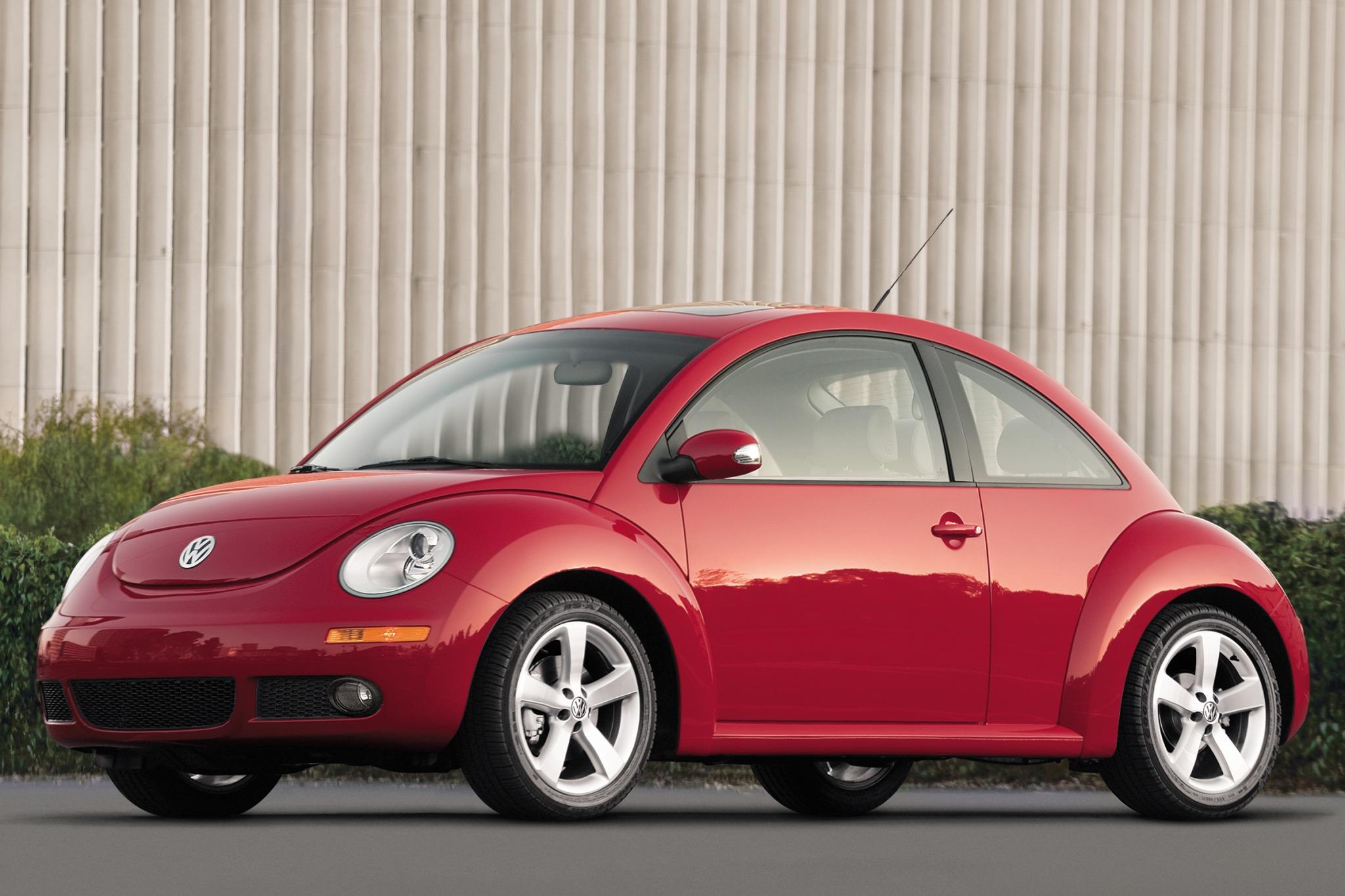 2007 volkswagen new beetle 2dr hatchback 25 fq oem 2 2048