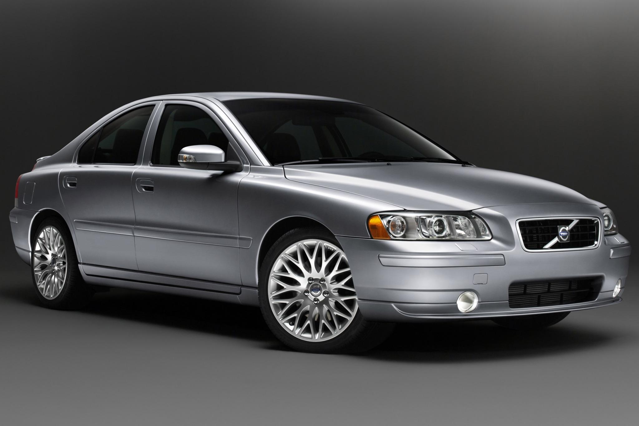 2007 volvo s60 sedan t5 fq oem 2 2048