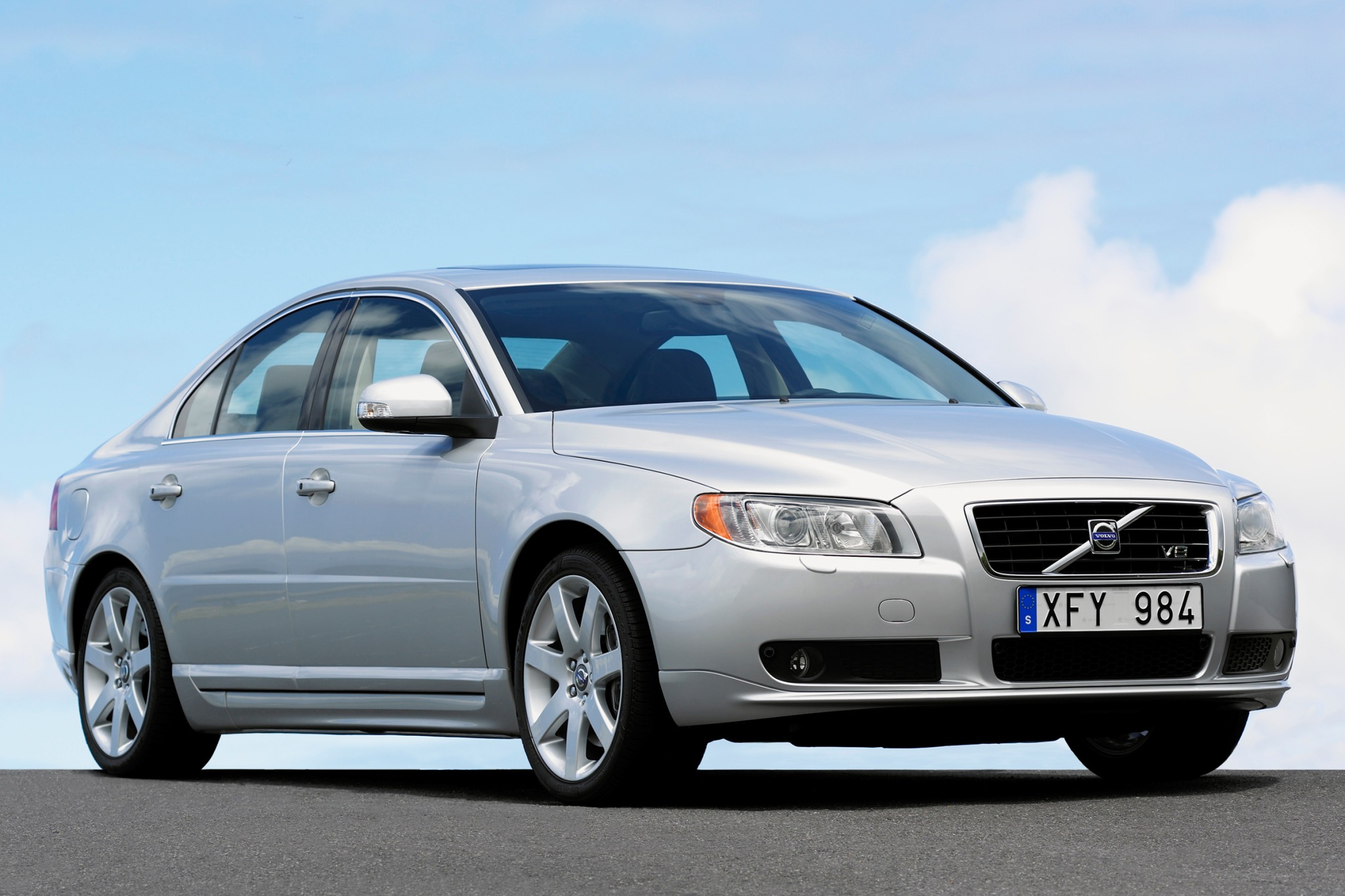 maintenance schedule for 2007 volvo s80 openbay. Black Bedroom Furniture Sets. Home Design Ideas