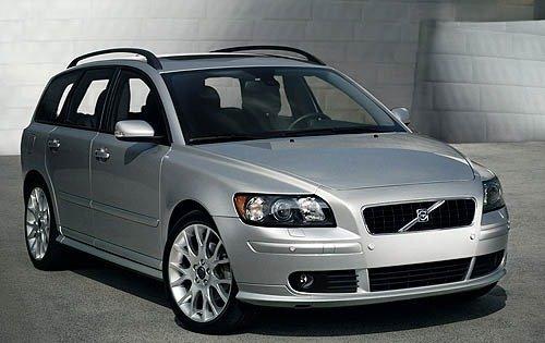 2007 volvo v50 wagon t5 fq oem 1 500