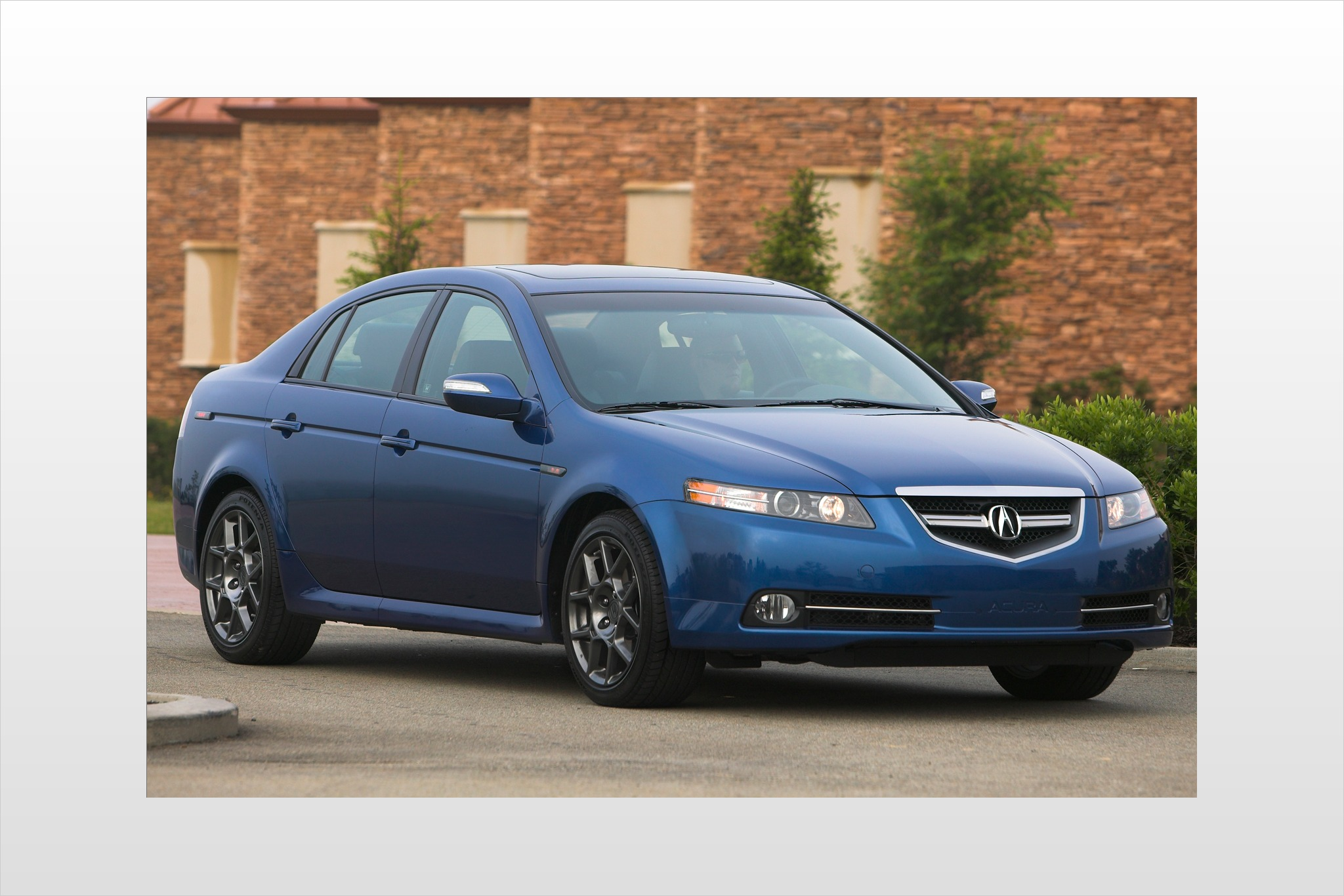 Maintenance Schedule for Acura TL | Openbay