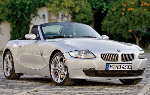 2008 bmw z4 convertible 30si fq oem 1 500