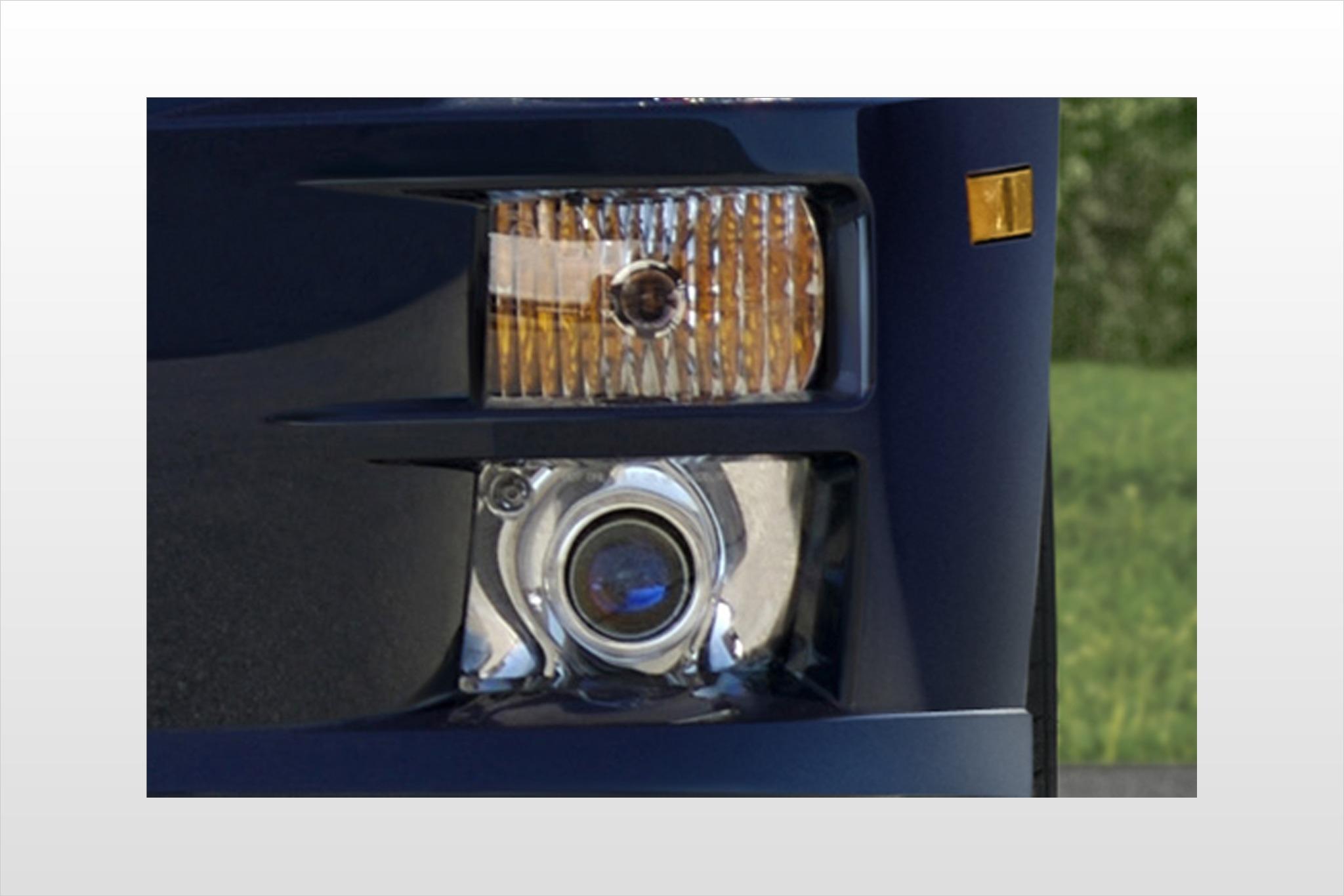 2008 cadillac sts sedan v8 luxury fog oem 1 2048