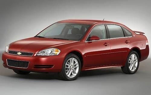 2008 chevrolet impala sedan 50th anniversary fq oem 2 500
