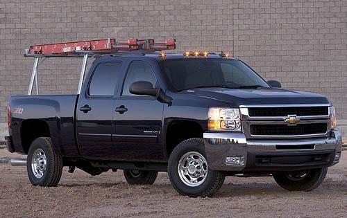 2008 chevrolet silverado 2500hd crew cab pickup lt1 fq oem 1 500
