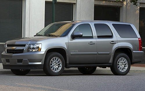 2008 chevrolet tahoe hybrid 4dr suv base fq oem 1 500