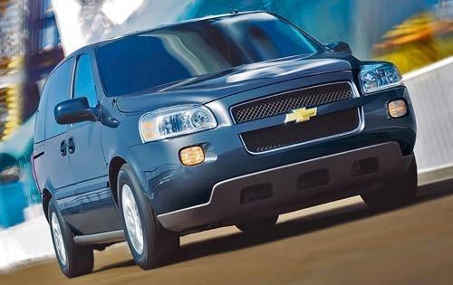 2008 chevrolet uplander passenger minivan ls fq oem 1 500