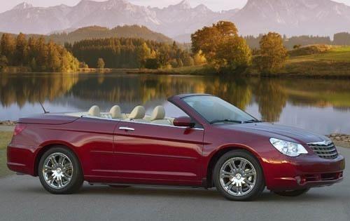 2008 chrysler sebring convertible limited fq oem 1 500