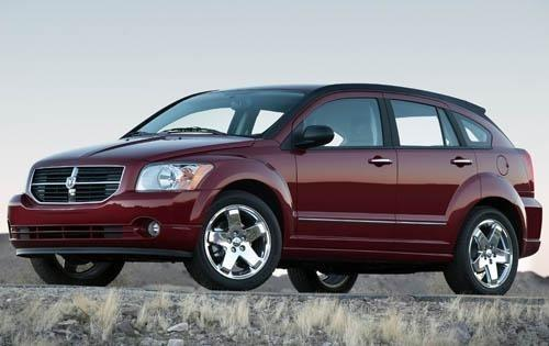 2008 dodge caliber wagon rt fq oem 2 500