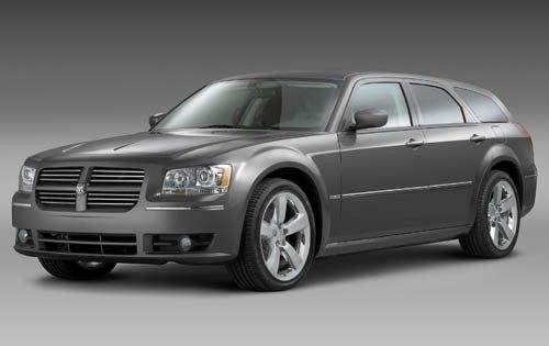 2008 dodge magnum wagon rt fq oem 1 500