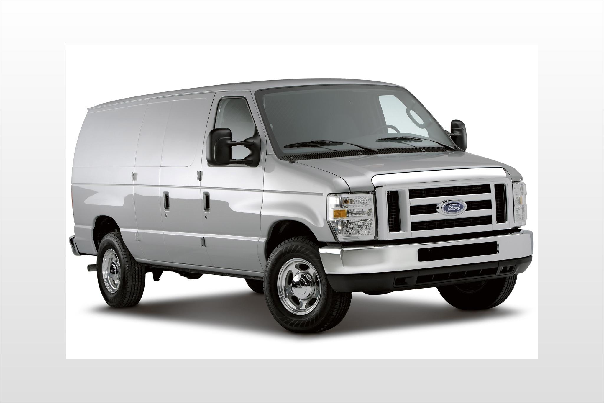 2008 ford econoline cargo cargo van e 250 fq oem 2 2048