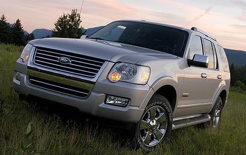 2008 ford explorer 4dr suv limited fq oem 1 500