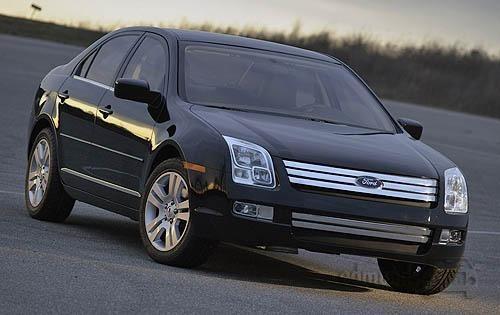 2008 ford fusion sedan sel fq oem 1 500