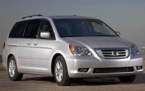 2008 honda odyssey passenger minivan touring fq oem 2 500