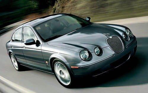 2008 jaguar s type sedan r fq oem 2 500