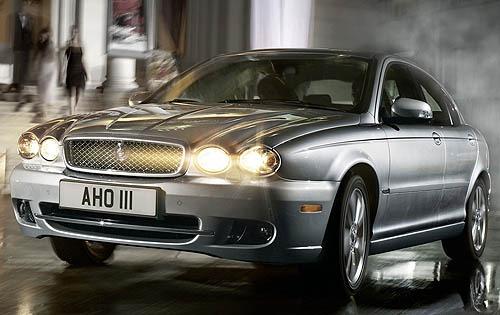 2008 jaguar x type sedan 30l fq oem 2 500