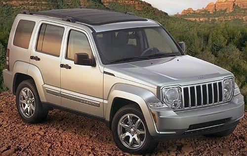 Jeep Liberty Dr Suv Limited Edition Fq Oem