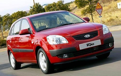 Maintenance Schedule For Kia Rio